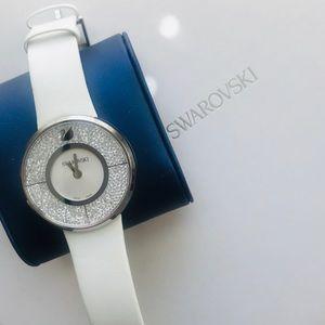 """Swarovski """"Crystaline"""" Watch"""